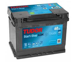 Аккумулятор Tudor StrongPRO HVR 235Ah 1200A 12V L Азия Необсл.