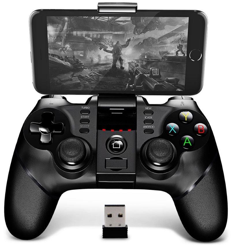 Геймпад Ipega PG-9076   Bluetooth + USB   Android, iOS, игровой контроллер   Оригинал!