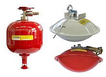 Модуль пожежогасіння