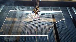 Лазерная резка акрила, оргстекло, LaserBox