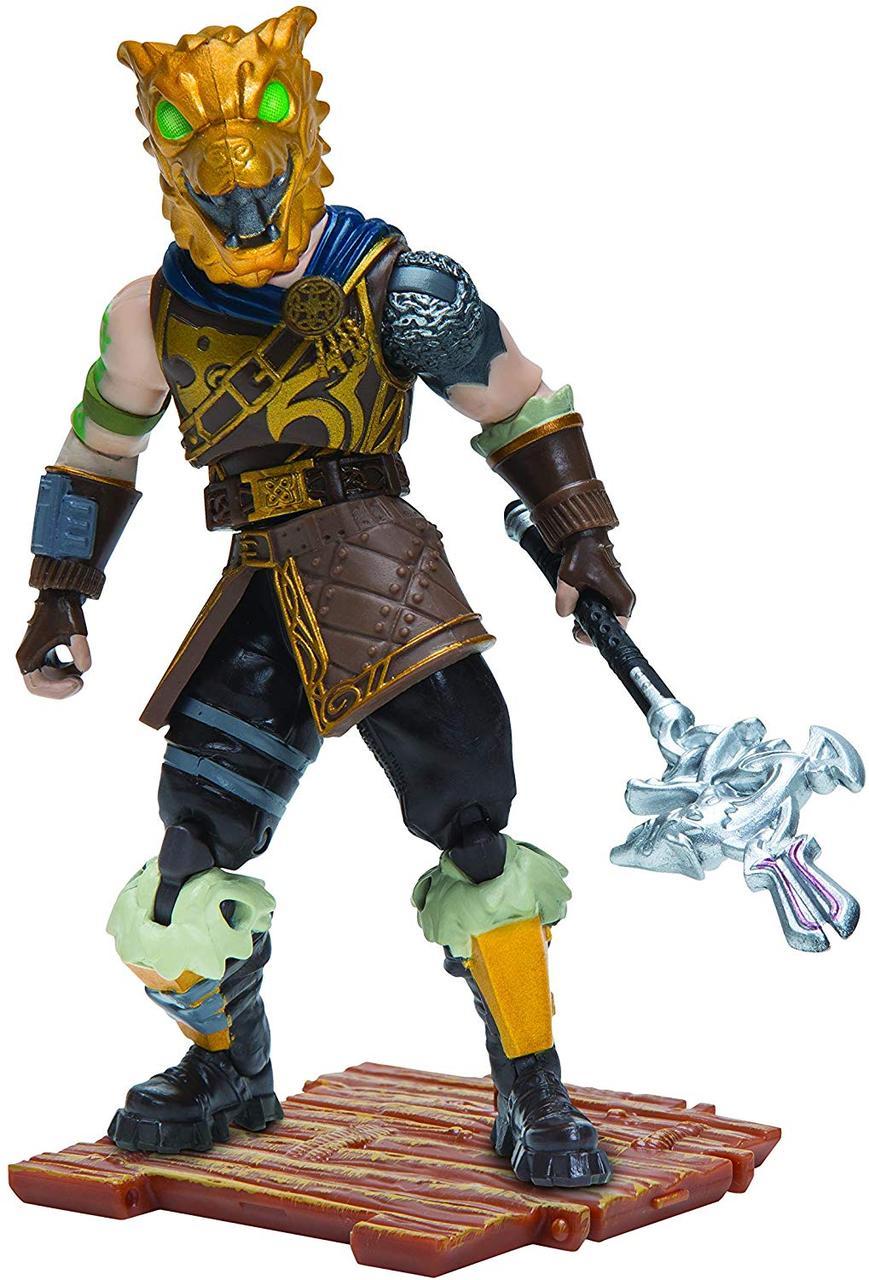Фортнайт Фигурка Боевой Пес Бэтл Хаунд от Jazwares Fortnite Solo Mode Core Figure Pack, Battle Hound