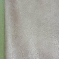 Ткань эко кожа пудра