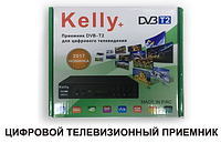 Цифровая приставка DVB-T2 Kelly, фото 1