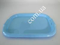 Поднос столовый пластиковый 36*27см