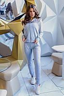 Женский прогулочный костюм.Отличное качество!  НОРМА 42-46 (3расцв), фото 1