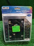"""Замена DVD на HDD\SSD, Opti Bay, Карман для Жесткого диска 2.5"""" SATA, фото 3"""