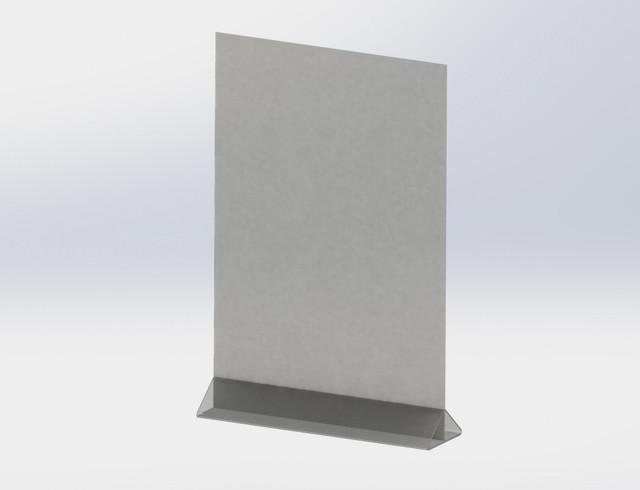 Менюхолдер А3 формата