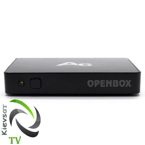 Openbox A6 1/8 Gb UHD Black