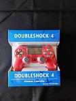 """Игровой геймпад для """"PS4 DUALSHOCK 4"""" DoubleShock\красный, фото 3"""