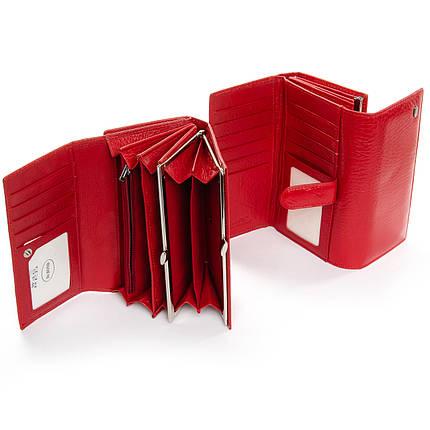 Кошелек Classic кожа DR. BOND W46 red, фото 2