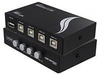 USB свич для шаринга принтеров сканеров