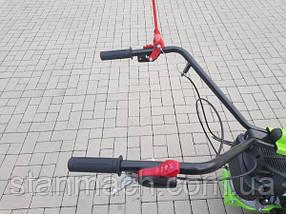 Бензиновая балочная сенокосилка ZIPPER ZI-BM870ECO, фото 3