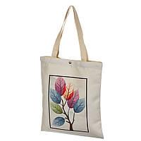 """Эко сумка шоппер """"Листья"""""""