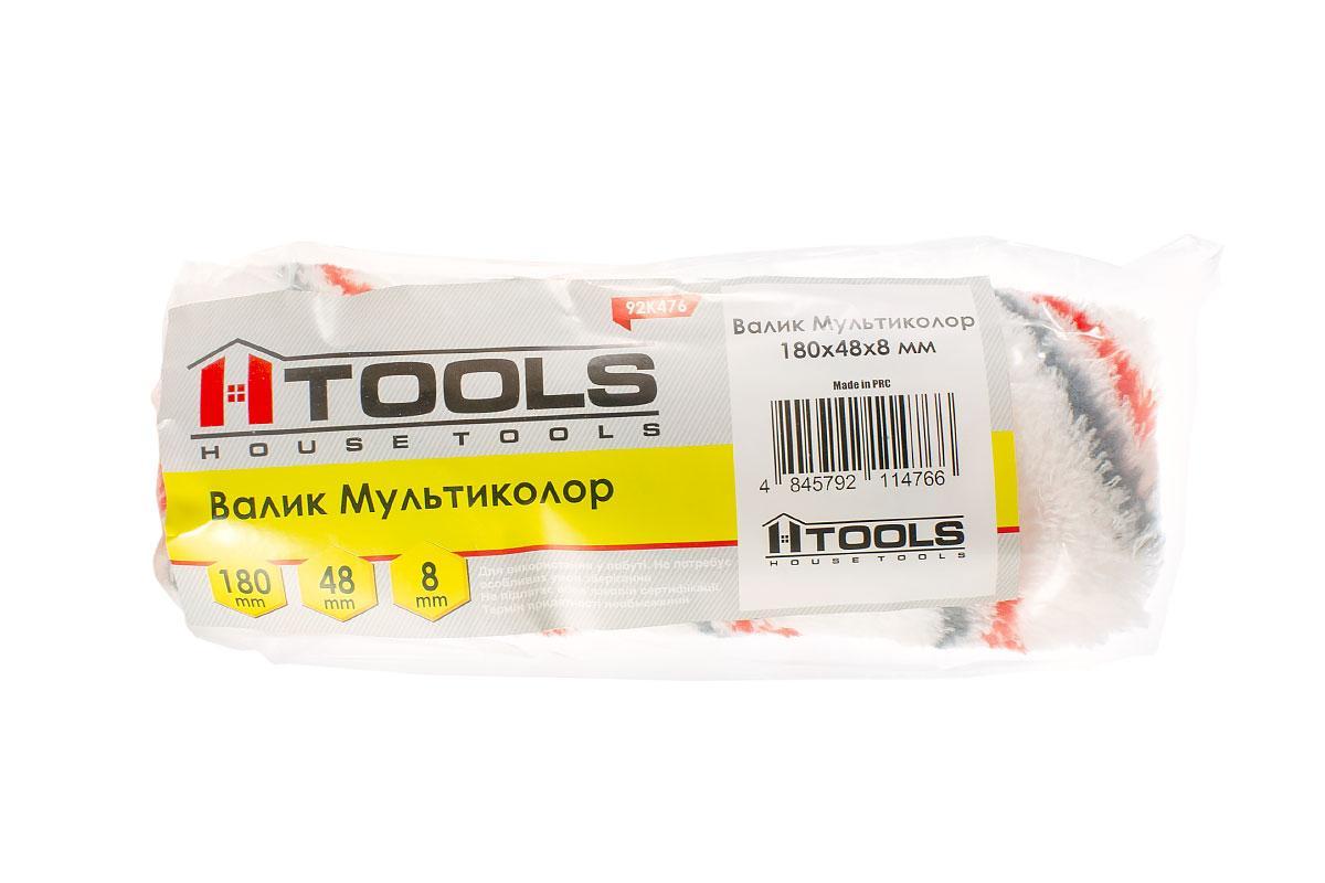 Валик Мультиколор 180*48*8 мм. HTools, 92K476