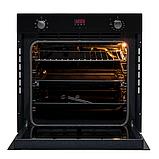 Духовой шкаф электрический PYRAMIDA F 87 EP 70 GBL, фото 3