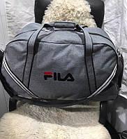 Большая дорожная сумка мужская спортивная FILA . В Расцветках, фото 1