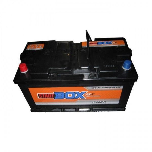 Аккумулятор StartBOX Moto 18Ah 160A 6V (86x107x148)