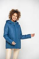 Джинсовая молодежная курточка размеры 46-58