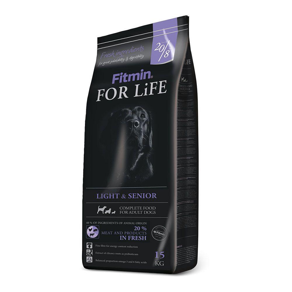 Fitmin dog For Life Light & Senior 3 кг