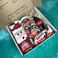 Подарочный Бокс City-A Box #42 для Мужчин и Женщин Набор Новый Год из 7 ед.