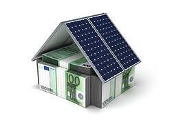 """Сетевая солнечная электростанция под """"зеленый тариф"""""""