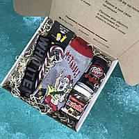 Подарочный Бокс City-A Box #49 для Мужчин и Женщин Набор Новый Год из 6 ед.
