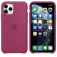 Чехол Silicone Case для iPhone 11 Pro Pomegranate OEM