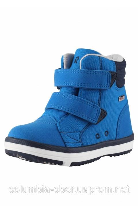 Демисезонные ботинки для мальчика Reimatec Patter Wash 569344-6500. Размеры 21 - 35.