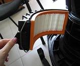 Пылесос VC 1530SA (Автоматическая очистка фильтра), фото 3
