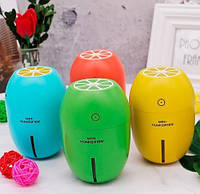 """Увлажнитель воздуха """"Лимон"""" (Лайм, Лимон, Голубой, Оранжевый), фото 1"""