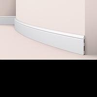 Плинтус напольный из дюрополимера NMC WALLSTYL  FL 1 Flex