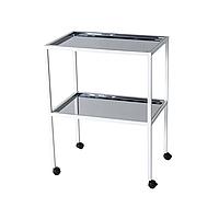 Столик инструментальный СТ-И-2Н-К, 1 шт, столик медицинский, ЧНПП Атон
