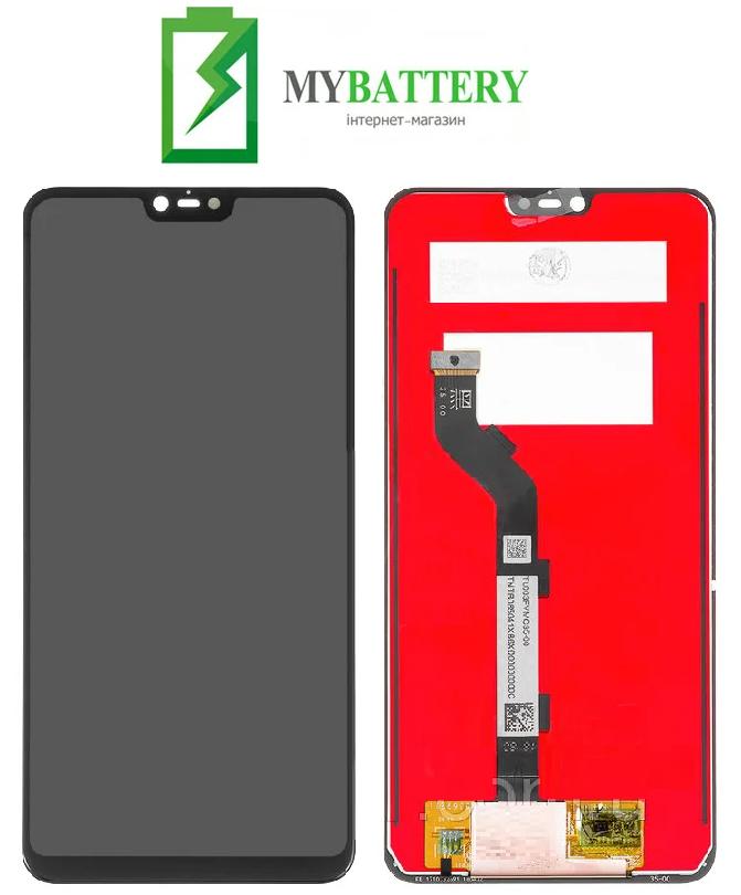 Дисплей (LCD) Xiaomi Mi8 Lite/ Mi8x с сенсором черный оригинал