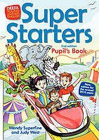 Учебное пособие Delta Publishing Delta Young Learners English Super Starters (Pupil`s book).