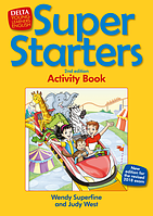 Учебное пособие Delta Publishing Delta Young Learners English Super Starters (Activity Book).