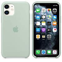 Чехол Silicone Case для iPhone 11 Beryl OEM