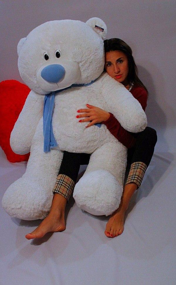 Плюшевый мишка Тедди 140 см