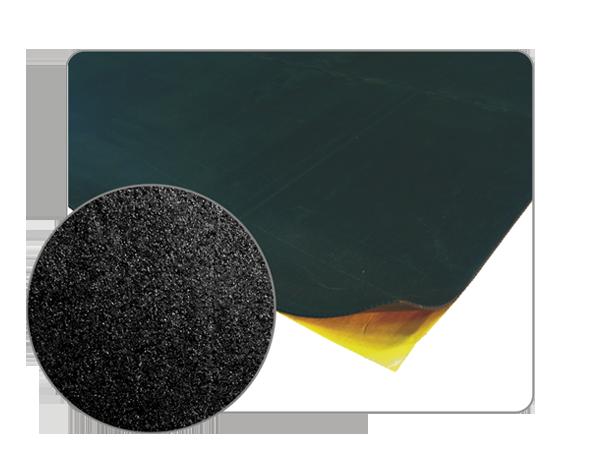 Самоклеящийся полимерный звукоизолирующий материал гладкий APP MW 500 P, 500 х 500 мм