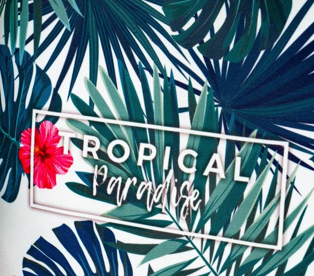 """Эко сумка для покупок """"Tropics"""""""