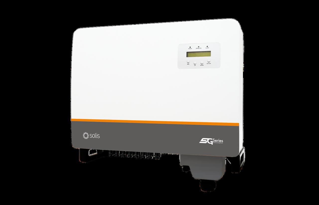 Сетевой инвертор SOLIS-30K-5G