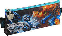 Пенал мягкий, 1 отделение, 641 Max Steel (MX14-641K)
