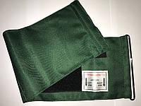 Манжет тканевой для плеча с металлическим кольцом без камеры, обхват 22-32 см, цвет зеленый, фото 1