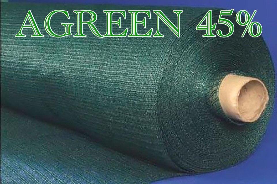 Сітка затінення AGREEN - 45% 5м*50м