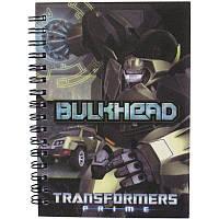 Блокнот Kite 80л., А6 Transformers TF13-226K