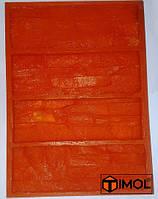 Полиуретановые формы для декоративной плитки под заказ