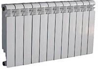 Радиаторы биметаллические Alltermo Super 100/500.Радиатор для квартиры., фото 1