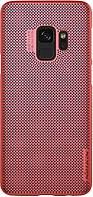 Чехол-накладка Nillkin Air Case Samsung Galaxy S9 (SM-G960) Red