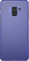 Чехол-накладка Nillkin Air Case Samsung Galaxy A8 (SM-A530) Blue