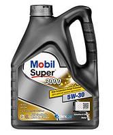Масло Mobil Super 3000 XE 5W-30 кан. 4л. 153018