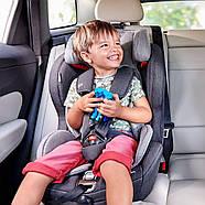 Автокресло Kinderkraft Safety Fix Black от 9 до 36 кг+ВИДЕО ОБЗОР, фото 10